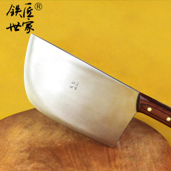 cleaver knives butcher knife handmade forged stainless steel chopping bone knife meat kitchen chef knife кухонный нож