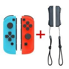 Mando izquierdo y derecho para Nintendo Switch, Joypad inalámbrico Con Bluetooth y vibración