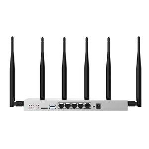 Wiflyer WG3526 300 Мбит/с слот для sim-карты 4G LTE WIFI роутер Lan порт MT7621 для принтера стабильный сигнал для домашнего использования широкий диапазон