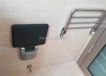 Безопасное Складное Сиденье для ванной комнаты сиденье душа