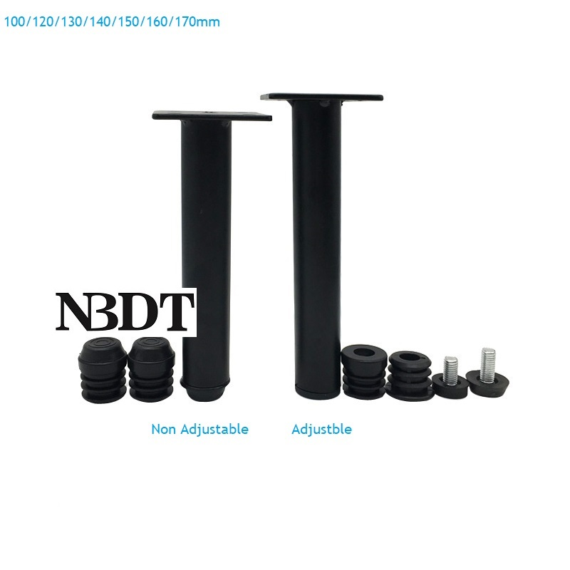 4Pcs/Lot Matte Black 25mm 1