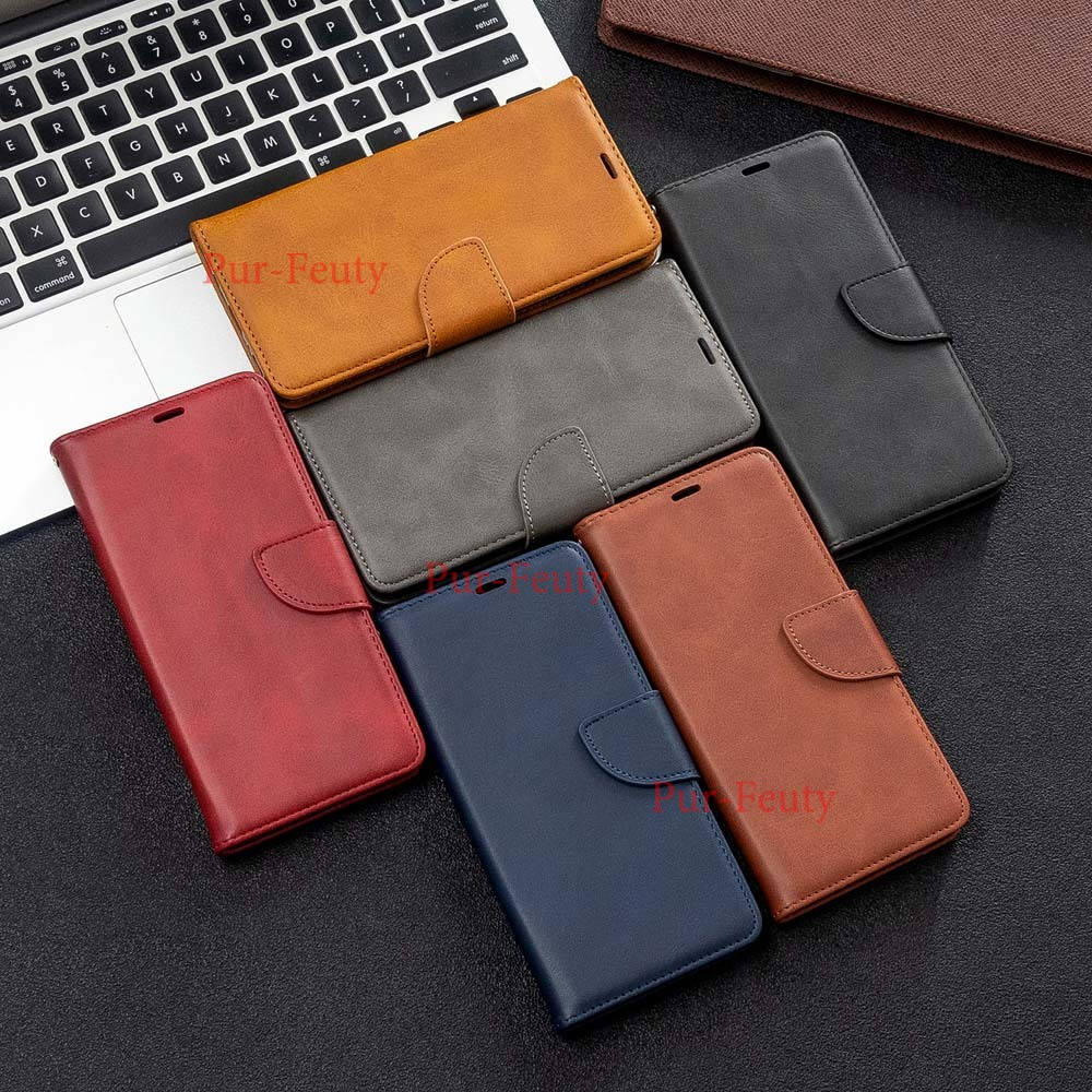 Flip leather Wallet Case for <font><b>Samsung</b></font> <font><b>Galaxy</b></font> <font><b>A50</b></font> A 50 2019 <font><b>A505</b></font> SM-A505FN SM-A505F SM-A505FM SM A505FN A505F Phone Cover Case image