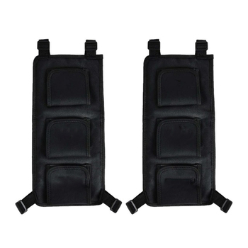 Sell Well Fishing Fishing Rod Holder Carrier for Vehicle Backseat Holds 3 Poles Suitable for car most models Fishing Tackle Tool Fishing Bags cb5feb1b7314637725a2e7: Black