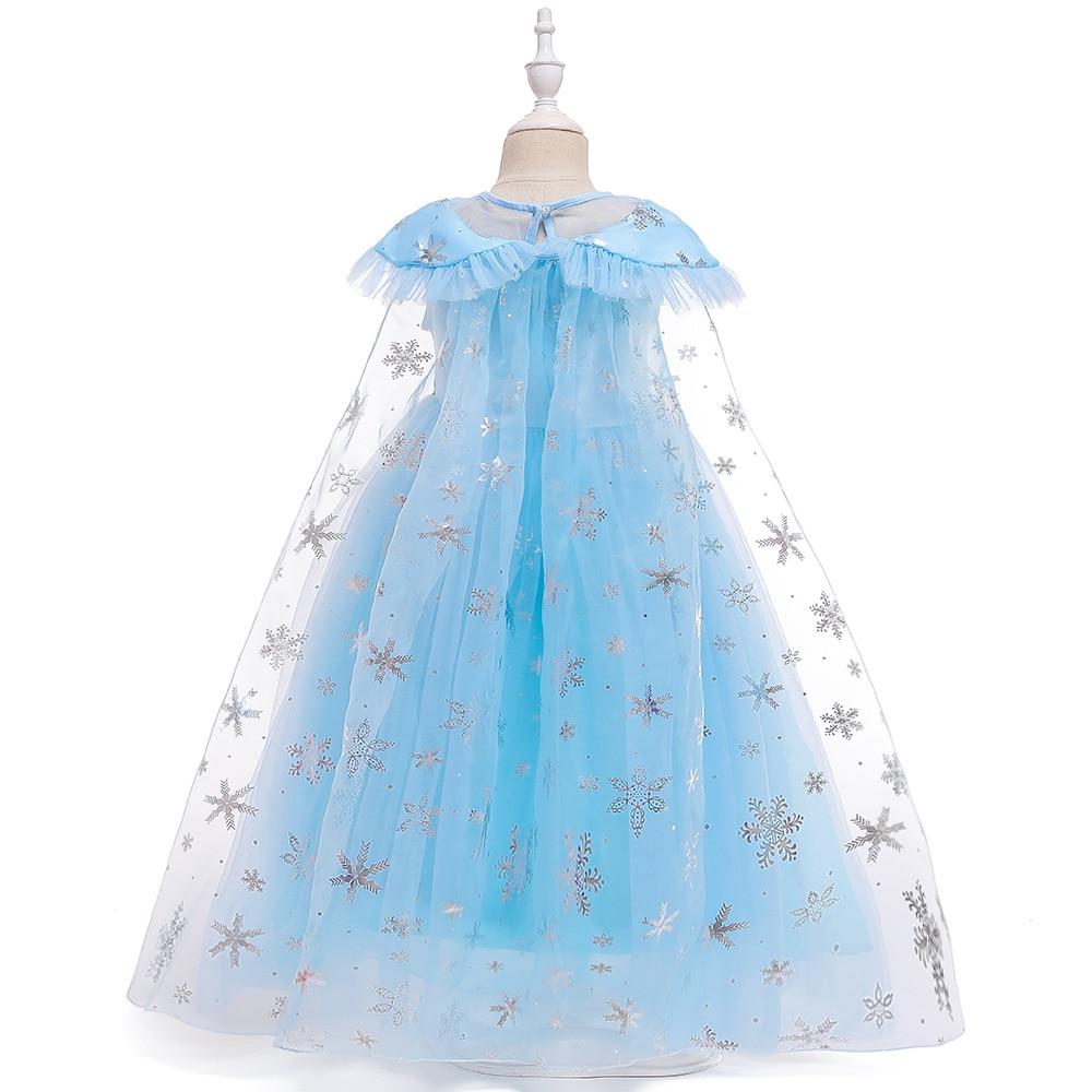 H6d62adbcb3b84542a9ebef2d6286648c7 Unicorn Dress Birthday Kids Dresses For Girls Costume Halloween Christmas Dress Children Party Princess Dresses Elsa Cinderella