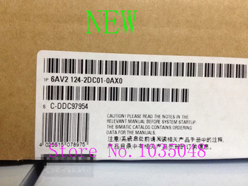 1PC 6AV2 124-2DC01-0AX0 New and Original Priority use of DHL delivery