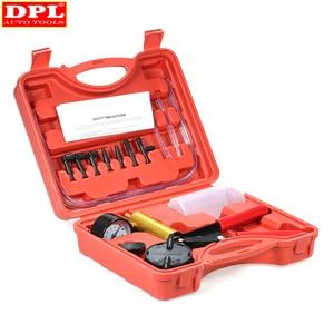 Image 2 - Car Auto Pressure Tester Auto Pressure Tester Vacuum Pump Brake Bleeder Tester Vacuum Bleed Test Kit Garage Tool
