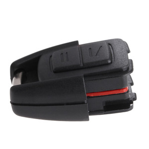 Image 3 - 2 כפתורי מפתח פגז Fob מקרה מרחוק מכונית החלפת מפתח מקרה מכסה Fit עבור ווקסהול אופל אסטרה Vectra Zafira פרונטרה אומגה