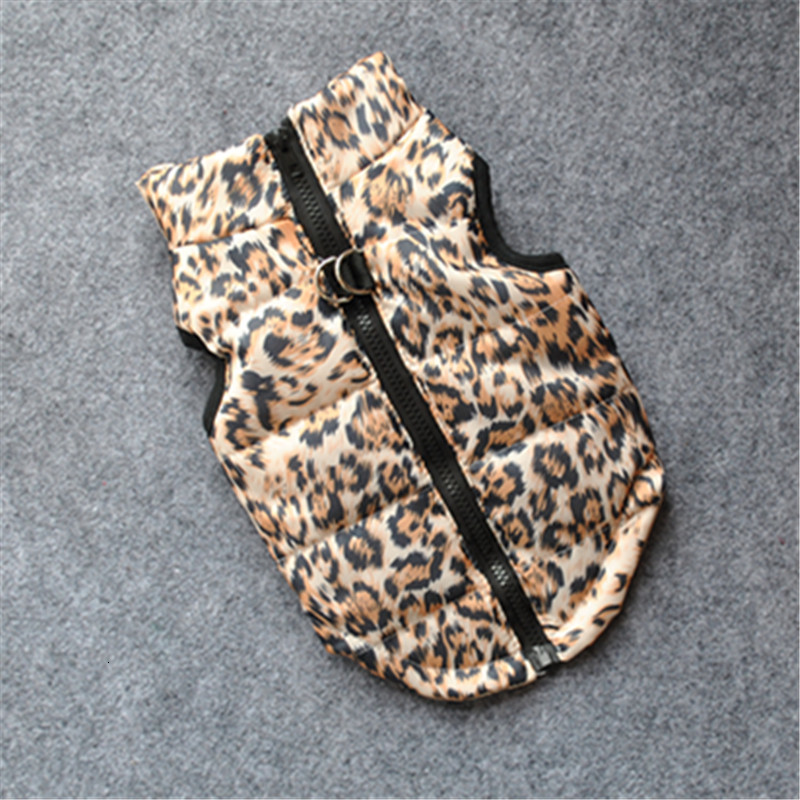 Waterproof Dog Jacket and Warm Pet Clothing with Zipper Design 20