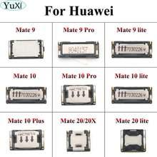 Yuxi 2 шт новый топ передний наушник динамик для huawei mate