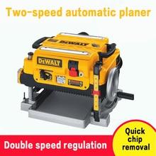 DW735 двухскоростной строгальный нож Автоматический строгальный деревянный электромеханический строгальный деревообрабатывающий строгальный станок электроинструменты
