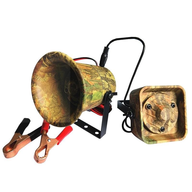Outdoor Hunting Decoys Mp3 Bird Sound Loudspeaker Amplifier Built in 200 Bird Voices Predator Sound Caller MP3 Player Camouflage|Hunting Decoy| |  - title=