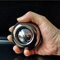 Автоматический запуск, усиленный металлический силовой наручный шар, для запястья, для тренировки мышц, Гироскопический шар, светодиодный ...