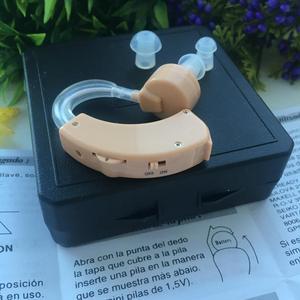 Image 5 - 1 個補聴器のサウンド音声アンプ聞くクリアミニデバイスボリューム聴覚強化のため長老 Yonung ろう者エイズケア