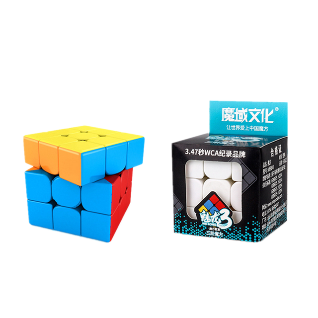 Moyu cubes MOYU meilong 3x3x3 Speed Magic Cube 3x3x3 Puzzle Cubo magico profissional neo cube Educational toys for children 3