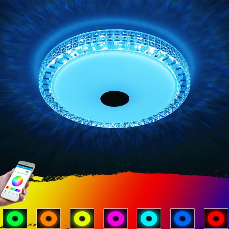 teto 80 cores casa iluminação app para