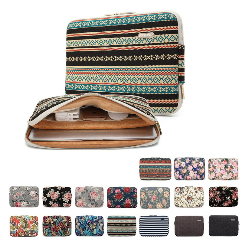 Laptop Sleeve Case 11 13 14 15 15.6 17 Inch,Laptop Bag For Macbook Air Pro 13.3 15.4 Notebook Bag Pouch Case For Dell HP Xiaomi