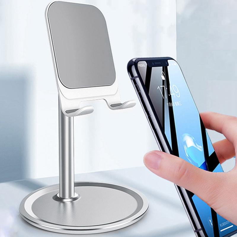 Universal Tablet Phone Holder Desk For Phone Desktop Tablet Stand For Cell Phone Table Holder Mobile Phone Stand Mount