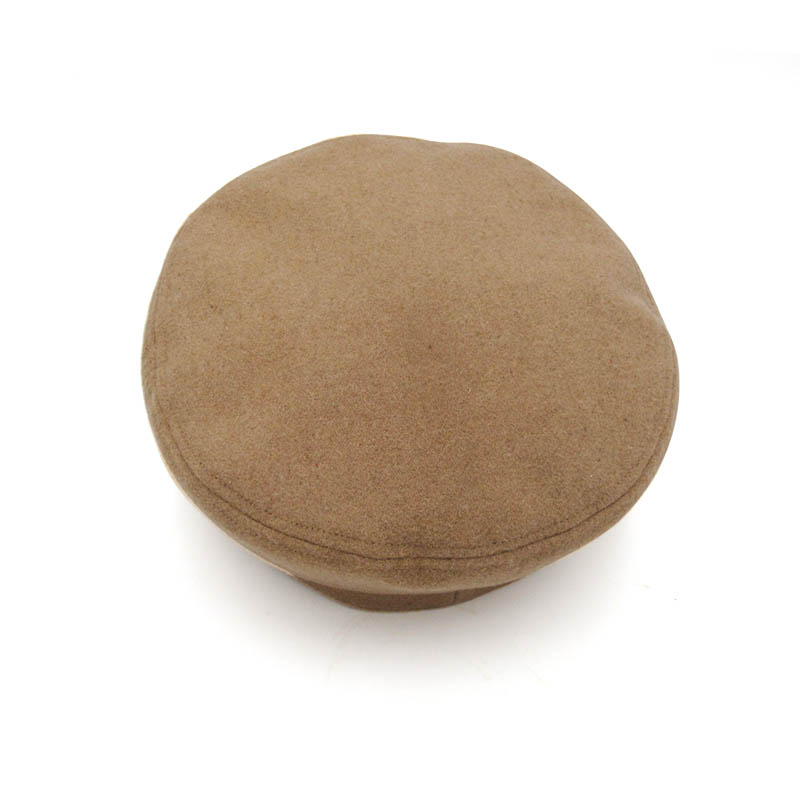 Image 3 - Solid Color Navy Caps For Women Autumn Winter New Fashion Camel And Black Comfortable Casual Vintage Warm Military Hats Female-in Women's Military Hats from Apparel Accessories
