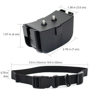 Image 4 - Petrainer 998D 1 300M Remote Control 100LV Shock + Vibra Electric Dog Training Collar for dogs