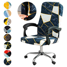 Chair-Covers Computer-Chair Office Elastic M/L Junejour Modern