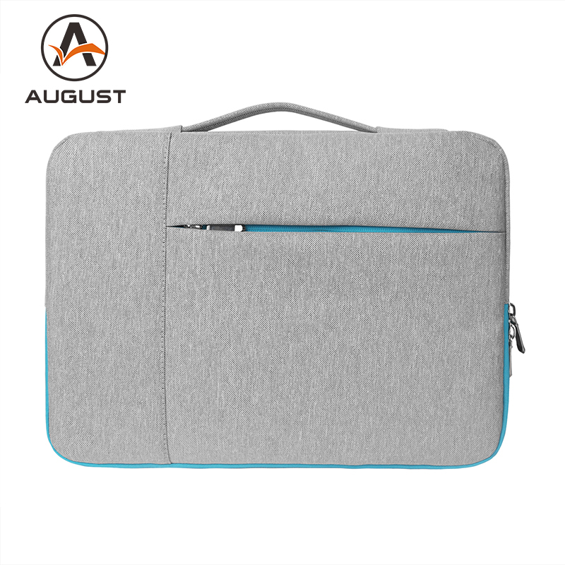 Business Laptop Sleeve Bag Waterproof Notebook Case For Macbook Air 11 13 Pro 13 15 Dell Asus HP Acer Sleeve 13.3 14 15.6 Inch