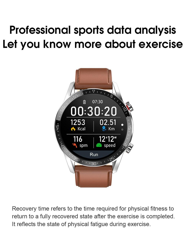 H6d66e9db10c44345a40dc578515fa403X For Phone Xiaomi Android IOS Reloj Inteligente Hombre Smartwatch Men 2021 Android IP68 Smartwatch Answer Call Smart Watch Man