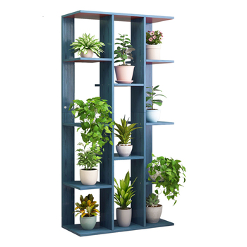 Rack Room Built-in Rack Economics Type Household Flowerpot Small Shelves Modern Simplicity Originality Potted Plant Frame