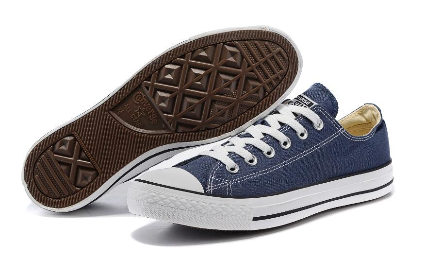 Free Shipping Converse All Star Canvas Shoes Men's And Women's Sneakers For Men Women Low Classic Skateboarding Shoes