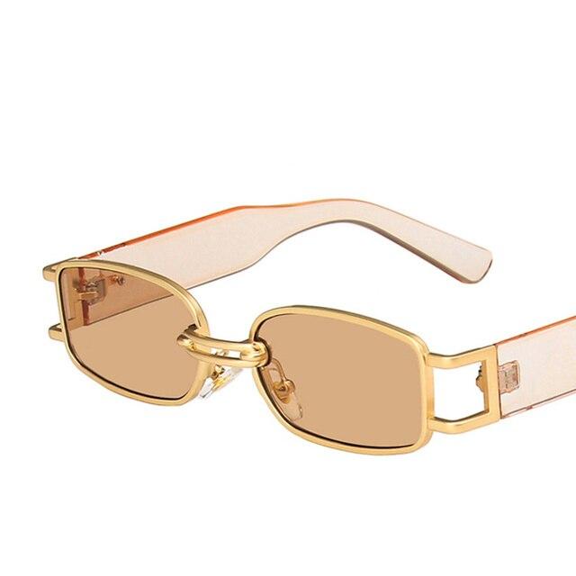 Фото очки солнцезащитные женские в стиле хип хоп uv400 цена