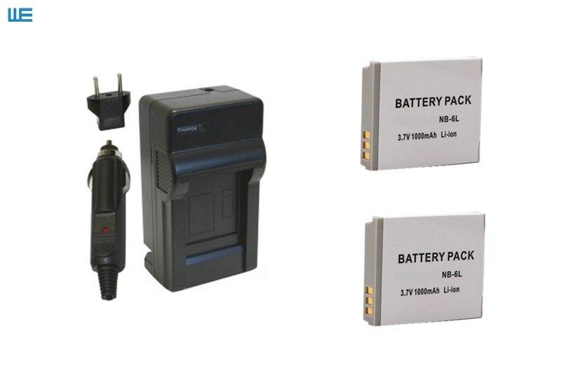 NB-6L NB6L NB-6LH NB6LH Батарея+ Зарядное устройство зум-объектив для Canon Powershot SD770 SD980 SD1200 SD1300 SD3500 SD4000 является D10 D20 D30 SX540 SX710 - Цвет: Розовый