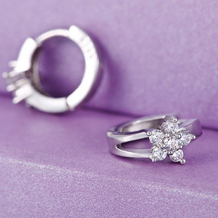 Silver Plated Earrings 4