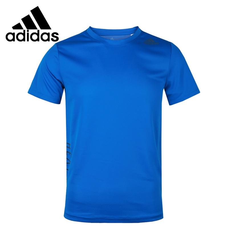 Original New Arrival Adidas TRG TEE H.RDY Men's T-shirts short sleeve Sportswear
