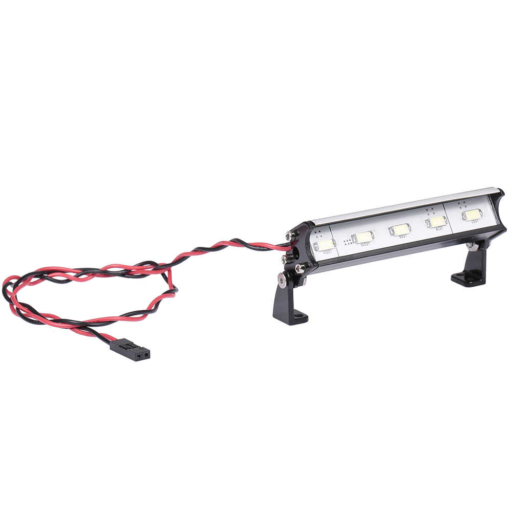70 мм 5 светодиодный фонарь для Traxxas Rustler Bandit E-Nitro Rustler Jato Redcat backdart 3,5 ECX 1/18 RC Car