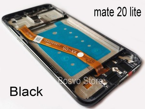 Image 4 - for Huawei mate 20 lite LCD screen display with touch with frame assembly Replacement repair parts