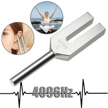 High-Frequency-Energy-Tuning-Fork Vibration-Therapy Crystal 4096HZ Aluminum-Alloy