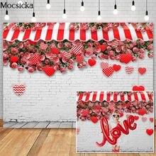 Mocsicka День Святого Валентина Роза магазин фотографии фоны