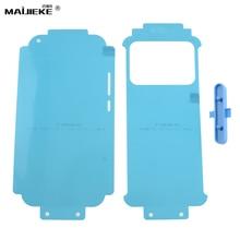 Pellicola protettiva per idrogel anteriore posteriore opaca per Xiaomi 11 Lite Mi 11 Ultra Pro mi 10 pro ultra 10s 360 pellicola salvaschermo Nano per tutto il corpo