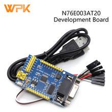N76E003AT20 MCU Development Board System Board Core Board Nuvoton Nu-Link Series Expansion Board 1Pcs