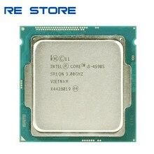 Intel Core I5 4590S I5 4590 3.0GHz Quad Core 6M 65W LGA 1150 Bộ Xử Lý CPU