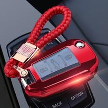 حافظة مفاتيح سيارة TPU ناعمة ، حافظة كاملة عصرية جديدة لبيجو 2020 3008 208 308 508 408 2008 ، ملحقات Citroen C4 ، 4008