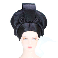 shaped tang dynasty empress hair products ancient chinese women's cosplay queen headwear accessories