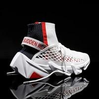 Leader Show hommes chaussures décontractées confortable mode baskets pour hommes chaussures marque de loisirs de plein air chaussures noir Zapatillas Hombre