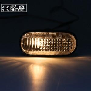 Image 5 - 2x ברור OEM צד מרקר אור אמבר הפעל אותות אור להונדה S2000 אקורד פרלוד סיוויק CRX Fit