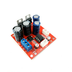 Image 5 - SOTAMIA NE5532 プリアンプボードビニールレコードプレーヤーミリメートル MC フォノプリアンププリアンプボード NE5532 オペアンプ、デュアル AC 5  16V