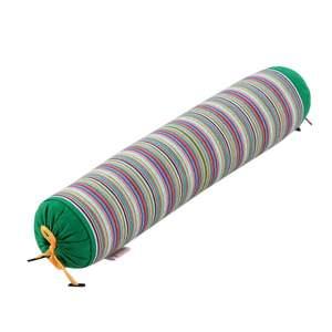Car-Decorate Throw-Pillow Cervical Buckwheat Long Cotton Vertebra Stripe