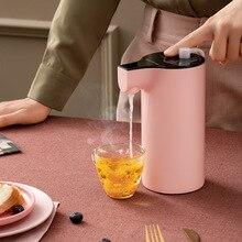 2100W Instant Heating Water Dispenser Pump Smart Fast Heat Dispensador Portable Electric Bucket Bottle Dispenser 220V For Travel