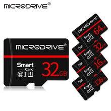 Carte mémoire micro sd, 16 go/32 go/64 go/128 go, classe 10, meilleur prix