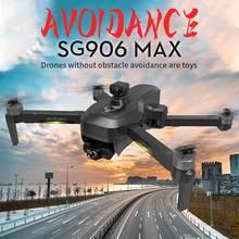 ZLL kamera drona 4K profesjonalne SG906 Max z 3-Axis Gimbal 5G Wifi GPS Dron 1 2KM bezszczotkowy FPV składany Quadcopter SG906 Pro2 tanie tanio XMRC CN (pochodzenie) 1200m 4K UHD Mode2 4 kanały 12 + y Oryginalne pudełko na baterie Instrukcja obsługi Z pilotem zdalnego sterowania
