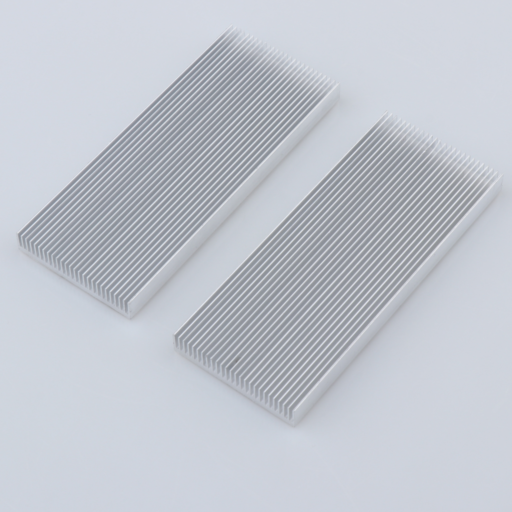 2pcs Aluminum Cooler Heat Sink for Laptop Graphics Card Memory Chip Radiator