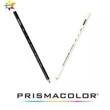 Prismacolor Premier Crayons De Couleur PC935 noir blanc crayon PC938 bureau peinture Sanford Prismacolor doux crayon De Couleur grasse
